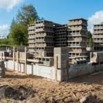 Namo statyba iš izoblok blokelių