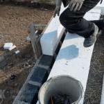 Namo statyba iš Blokelių Izoblok, 15 diena