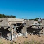 Namo statybos iš Izoblok blokelių, 10 diena