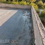 Namo statyba iš blokelių IZOBLOK - 17 diena